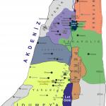 Israil haritasi